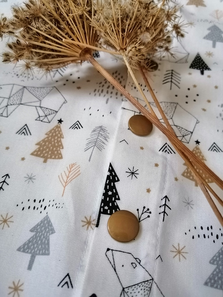 Blouse Bohemian chemise chic intemporelle par Vanora Creation-1
