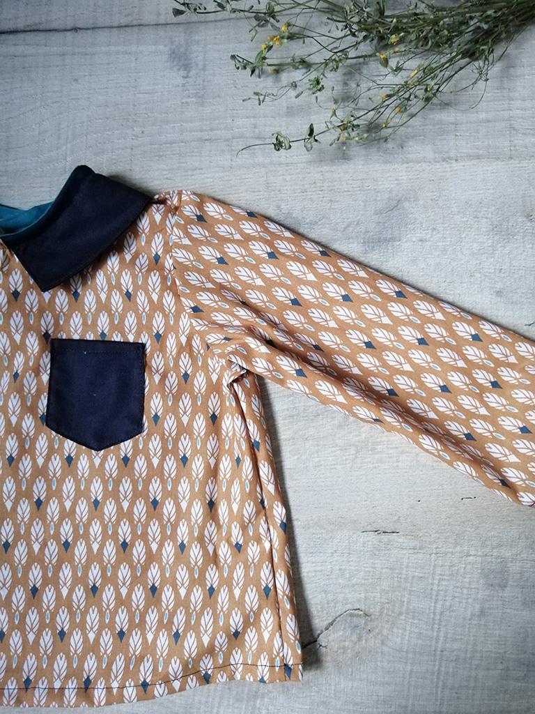 Blouse Bohemian chemise chic intemporelle par Vanora Creation-7