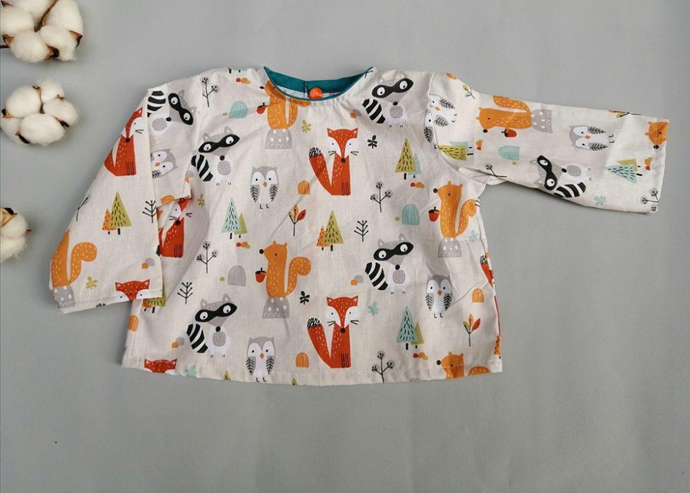 Blouse Bohemian chemise chic intemporelle par Vanora Creation-8